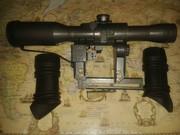 Продаю оптический прицел с подсветкой ПОСП 8х42 В,